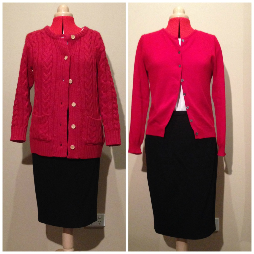 How to Choose an Appropriate Cardigan • ALEXANDRIA BLAELOCK